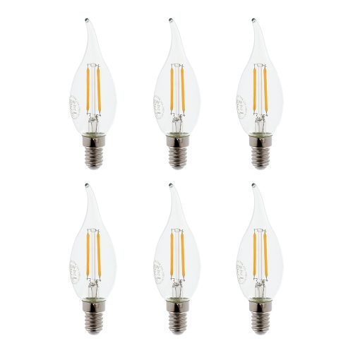 Westlight Glühbirne LED E14 2W 6er Pack